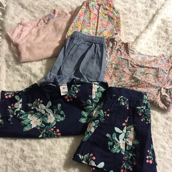 Carter's Other - Lot of 3 Skirt Outfits